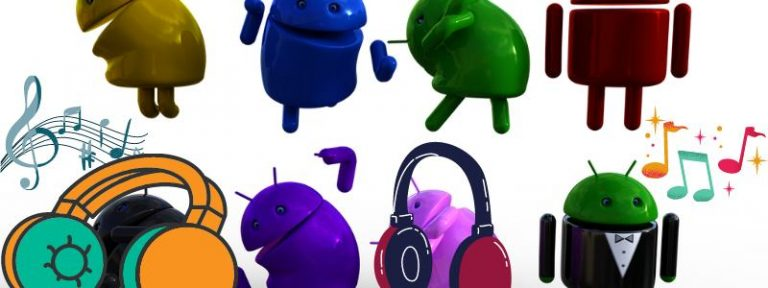 wired headset with mic for android
